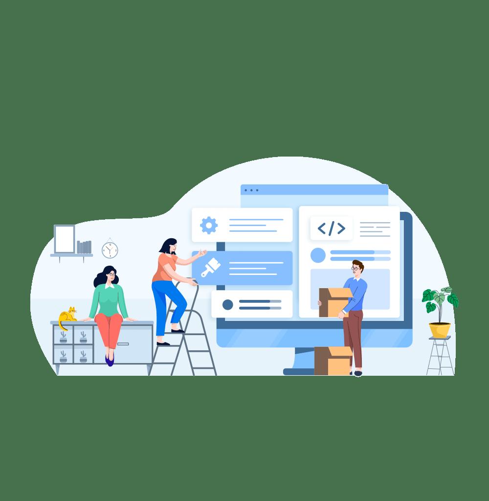 Northern Virginia Web Design Optimization