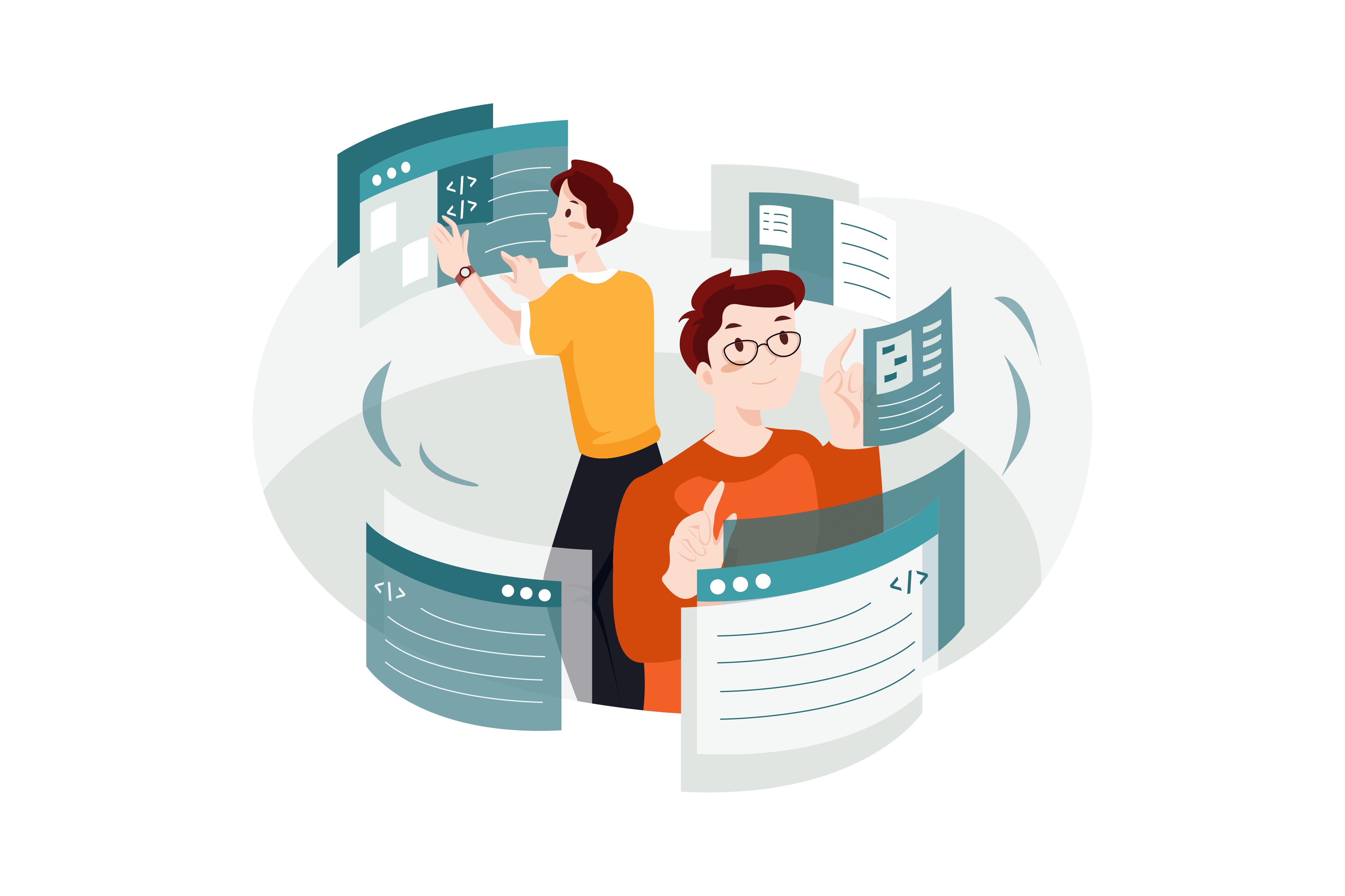 designers working at web design vienna va